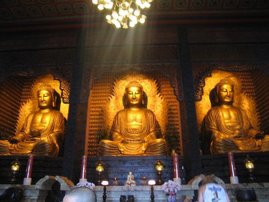 buddha-statues fo guang shan