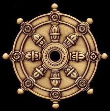 images dharma wheel