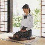 Japanese practitioner seiza